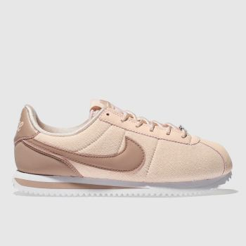 Nike Pale Pink Cortez Basic Girls Youth