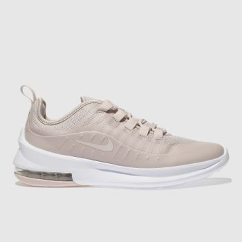 check out 70906 4f584 NIKE PALE PINK AIR MAX AXIS TRAINERS YOUTH