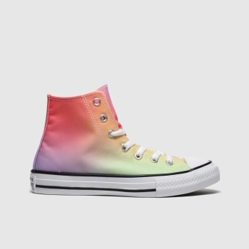 Converse Multi Ctas Hi Girls Youth