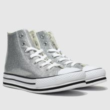 Converse all star hi platform eva 1