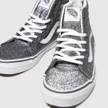 Vans Sk8-hi Zip Glitter 1