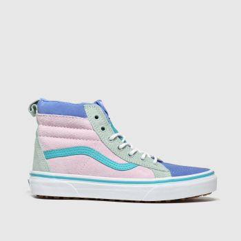 Vans Multi Sk8-hi Mte Girls Youth