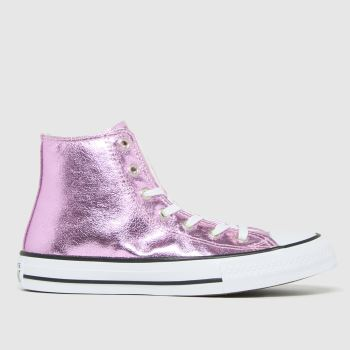 Converse Pale Pink Hi Digital Powder Girls Youth