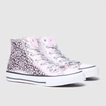 Converse All Star Hi Shes A Star 1