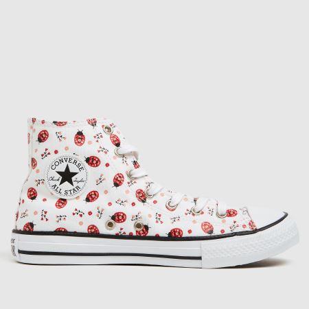 Converse Hi Flowery Bugstitle=