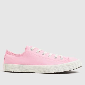 Converse Pale Pink Lo Espadrille Girls Youth