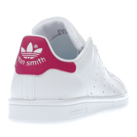 pretty nice d8511 df211 all pink adidas stan smith