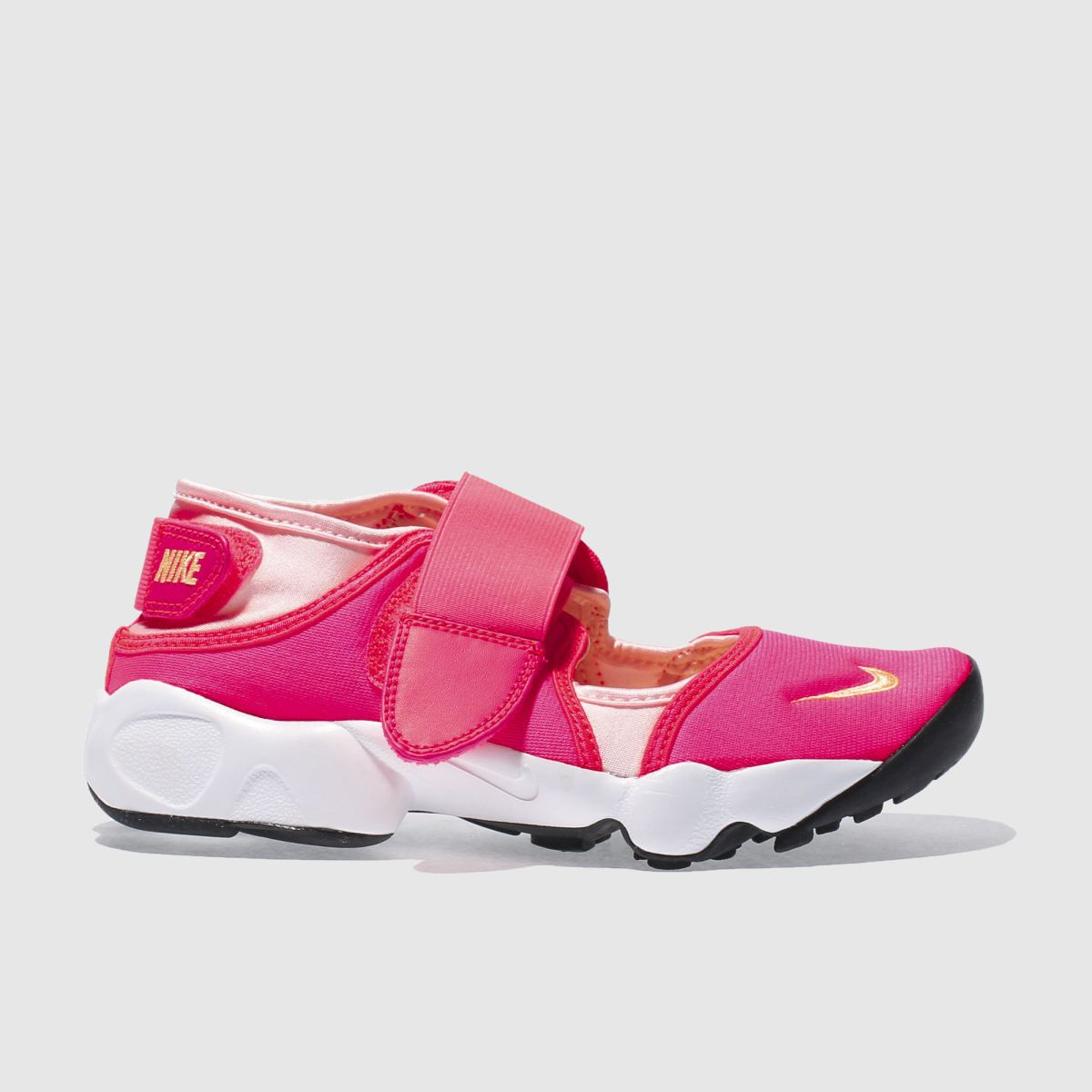 2c4355f2c82 Nike Pink Rift Trainers Youth