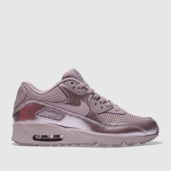 Nike Pink Air Max 90 Se Girls Youth