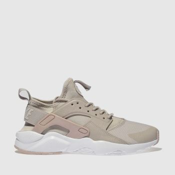 Nike Pale Pink Huarache Run Ultra Girls Youth
