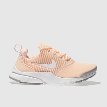 Nike Peach Presto Fly Girls Youth