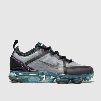 Nike Grey Air Vapormax 2019 Girls Youth