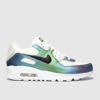 Nike Multi Air Max 90 Girls Youth