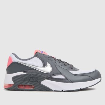 Nike Dark Grey Air Max Excee Girls Youth