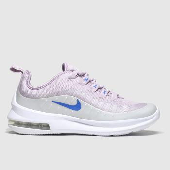 Nike Lilac Air Max Axis Girls Youth from Schuh