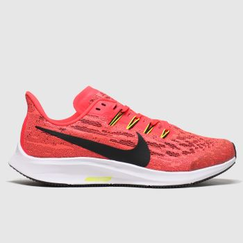 Nike Orange Air Zoom Pegasus 36 c2namevalue::Girls Youth