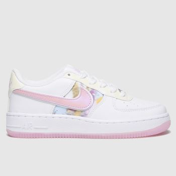 Nike Multi Air Force 1 Lv8 Girls Youth