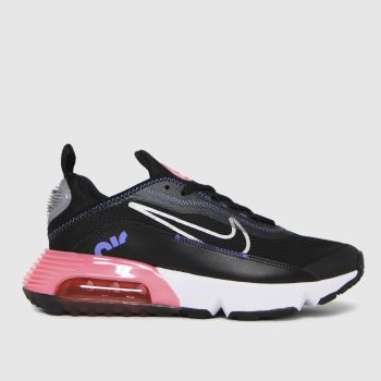 Nike Black & pink Air Max 2090 Girls Youth