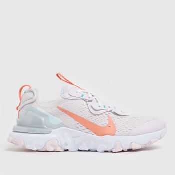 Nike Lilac React Vision Girls Youth