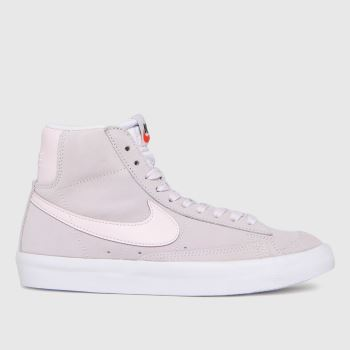Nike Lilac Blazer Mid 77 Se Girls Youth