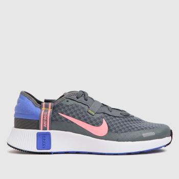 Nike Grey Reposto Girls Youth