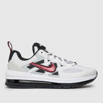 Nike Weiß-Schwarz Air Max Genome Se MädchenJugendliche