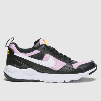 Nike Black & pink Pegasus 92 Lite Girls Youth