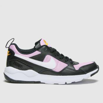 Nike Schwarz-Pink Pegasus 92 Lite MädchenJugendliche