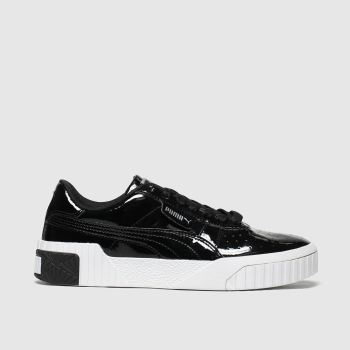 PUMA Black Cali Girls Youth