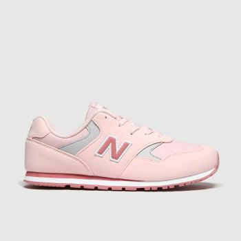 New balance Pale Pink 393 Girls Youth