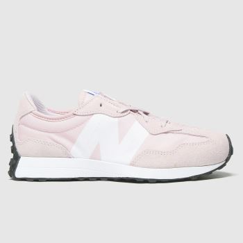 New balance Pale Pink 327 Girls Youth
