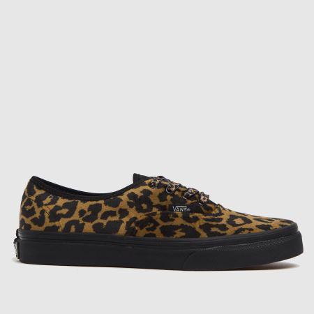 Vans Authentic Leopardtitle=