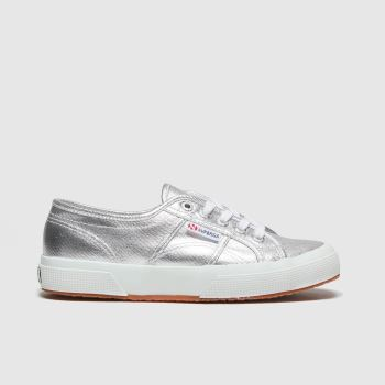 Superga Silver 2750 Girls Youth#