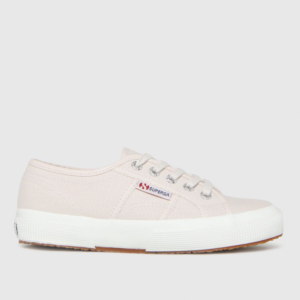 Superga Light Grey 2750 Classic Trainers Youth