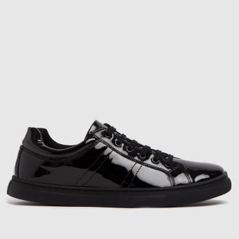 schuh Black Mission Lace Up Girls Youth